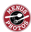 Menus and Photos